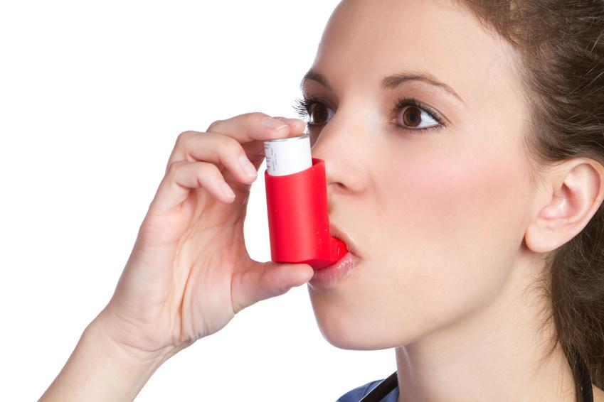 Asthma – Langzeitbehandlung mit Kortison-Spray