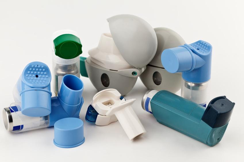 Asthma – Unterschiede bei Inhalier-Geräten