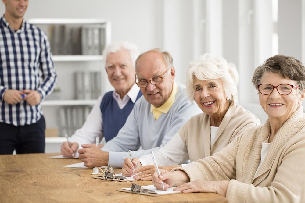 COPD – Soll ich an einer Schulung teilnehmen?