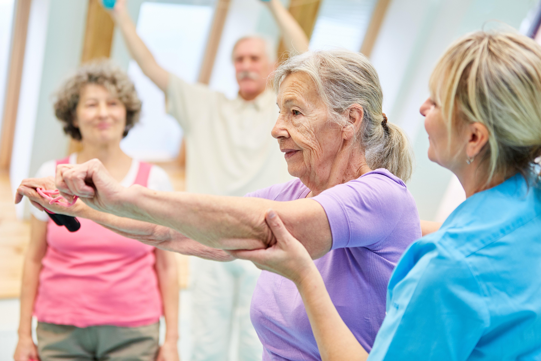 COPD – Warum Bewegung wichtig ist
