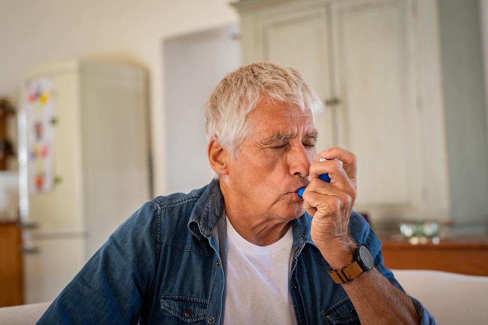 COPD  – dauerhaft enge Atemwege