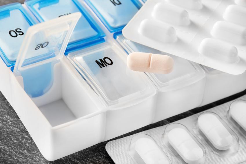 Herzschwäche - Wichtigste Medikamente
