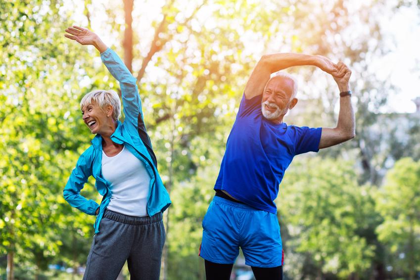Herzschwäche - Warum Bewegung?