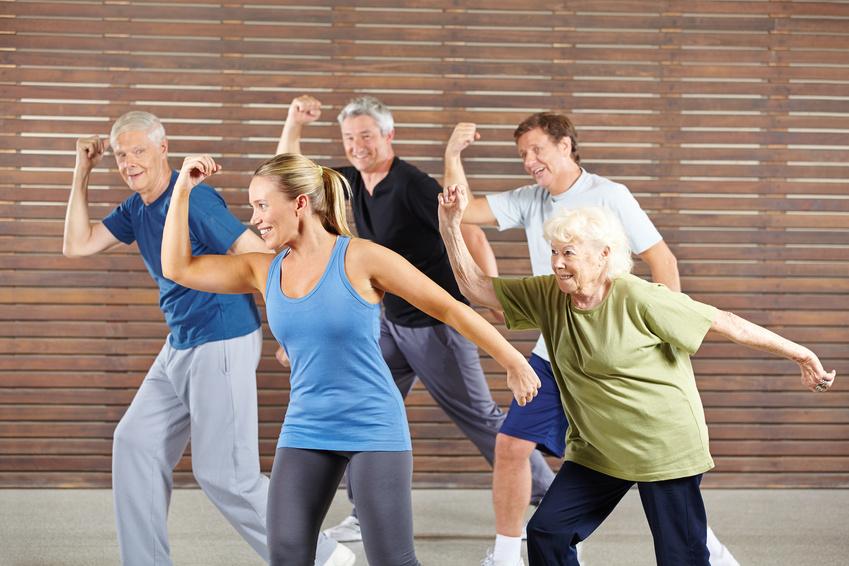 KHK - Wichtig: Ernährung und Bewegung