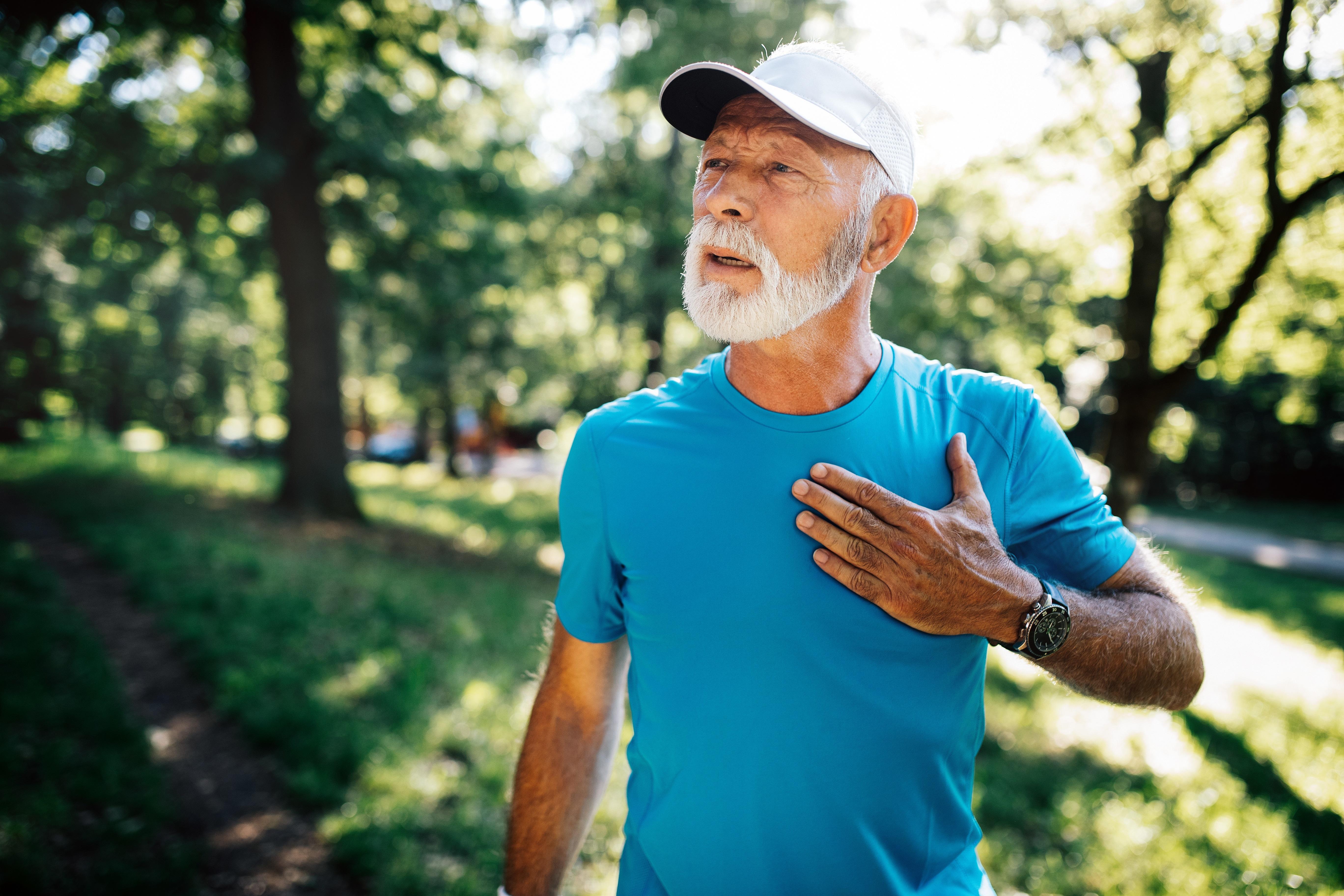 KHK – wenn sich die Herzgefäße verengen